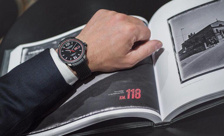 Chopard Mille Miglia GTS Automatic Speed Black replica