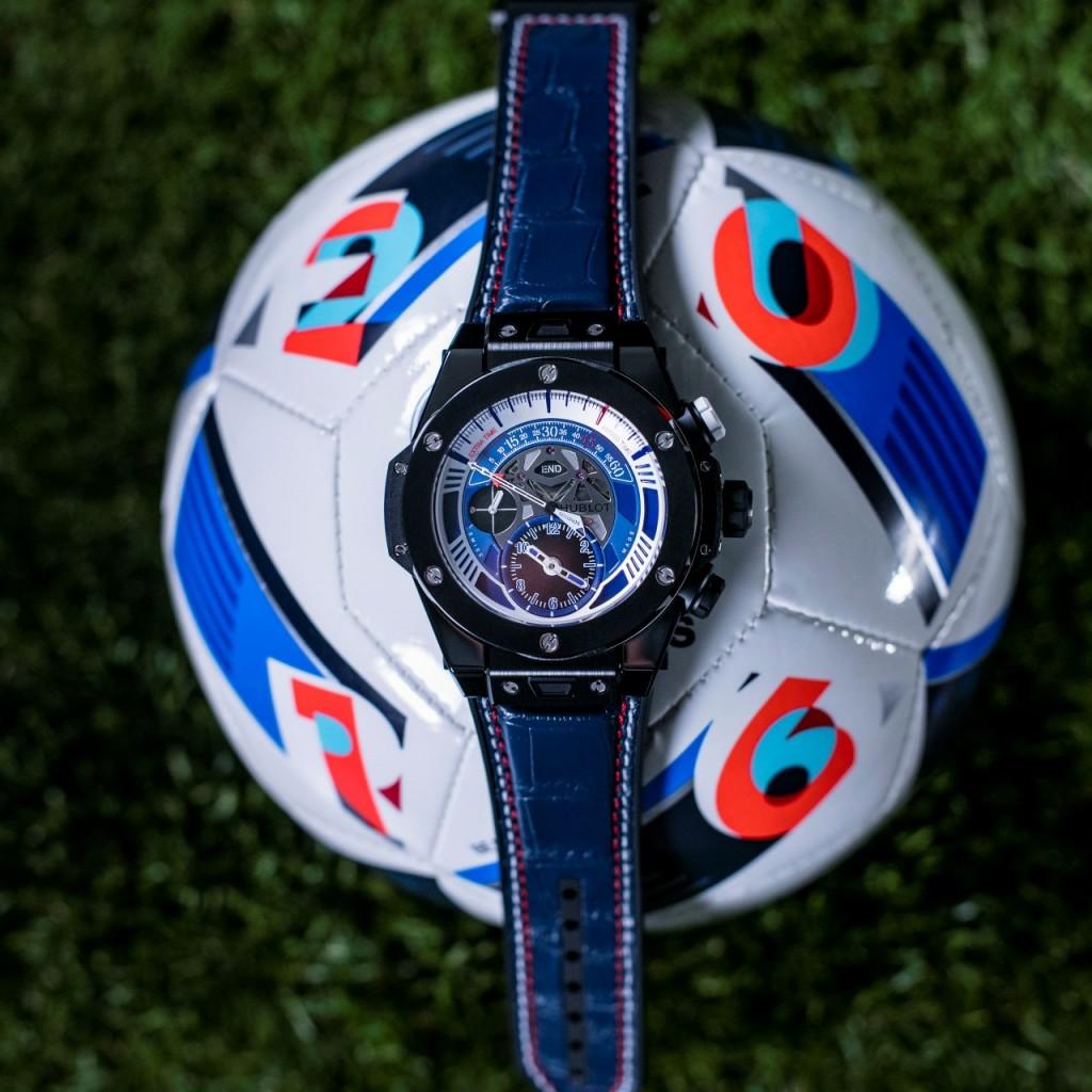 Hublot Big Bang Unico Chronograph Retrograde UEFA EURO 2016 replica