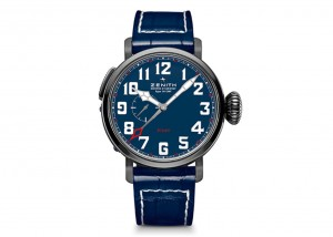Zenith Presents The Limited Masculine Pilot Type 20 GMT Replica Watch