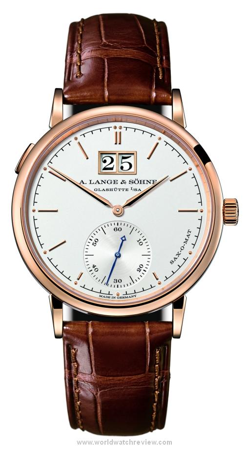 A. Lange & Sohne Saxonia Automatic Outsize Date watch replica