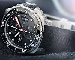The Mens Alpina Extreme Diver 300 Chronograph Automatic Watch Replica