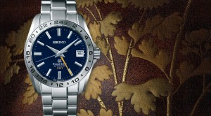 Grand Seiko GMT 10th Anniversary Automatic GMT Blue Dial Copy Watch