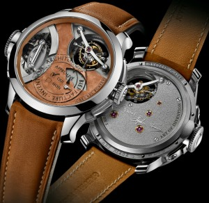 Introducing The Stainless Steel Greubel Forsey Art Piece 2 Tourbillon Watch Replica