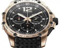 The Rose Gold Chopard Classic Racing Chronograph Watch Replica