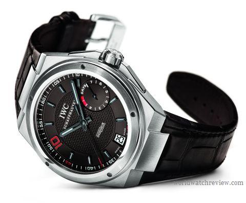 IWC Ingenieur Edition Zinedine Zidane Automatic watch