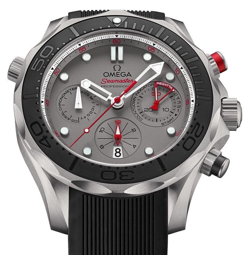 Omega Seamaster Diver 300M Co-Axial replica watch