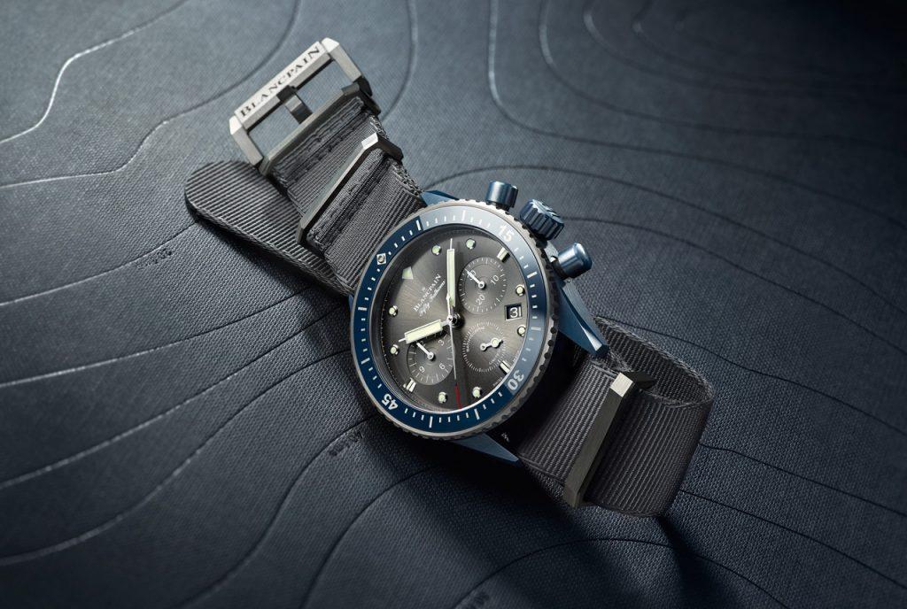 Blancpain Bathyscaphe Flyback Chronograph BOC II replica