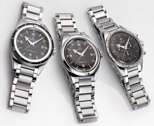 Who Makes The Best Omega Speedmaster, Seamaster, & Railmaster 1957 'Trilogy' 60th Anniversary Limited Edition Watches Replica At Lowest Price