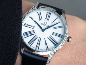 How To Buy Omega De Ville Trésor Ladies Watch Hands-On Perfect Clone Online Shopping