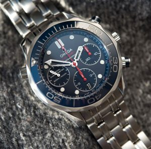 Top 10 Omega Seamaster 300M Co-Axial Chronograph 41.5mm Watch Review Perfect Clone Online Shopping