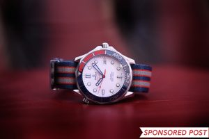 Cheap Wholesale Omega Seamaster Diver 300M 'Commander's Watch' Giveaway From Luxe Watches Japanese Movement Replica