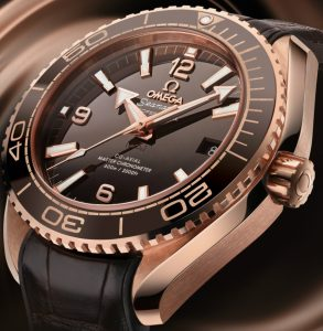 Best Place To Buy Omega Seamaster Planet Ocean 600M Master Chronometer 'Chocolate' Watch Replica Watches Free Shipping