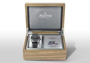 High Grade Alpina – Startimer Pilot Automatic Michael Goulian Team Special Grade 1 Replica Watches