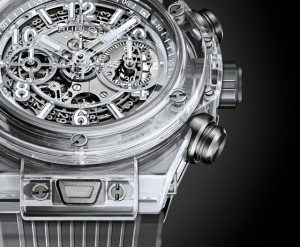 Hublot Introduces the Big Bang Unico Sapphire Replica Expensive