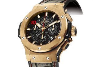Hublot Unveils Big Bang 10th Anniversary Pop-Up Store in Singapore for SG50, and the Red Dot Bang Limited Edition Replica Watches Young Professional