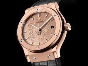 Hublot Introduces the Classic Fusion House of Mandela to Honour Nelson Mandela Replica Watches Free Shipping
