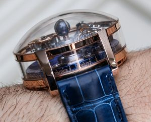 Jacob & Co. Astronomia Sky Celestial Panorama Gravitational Triple Axis Tourbillon Watch Hands-On Replica Watches Buy Online