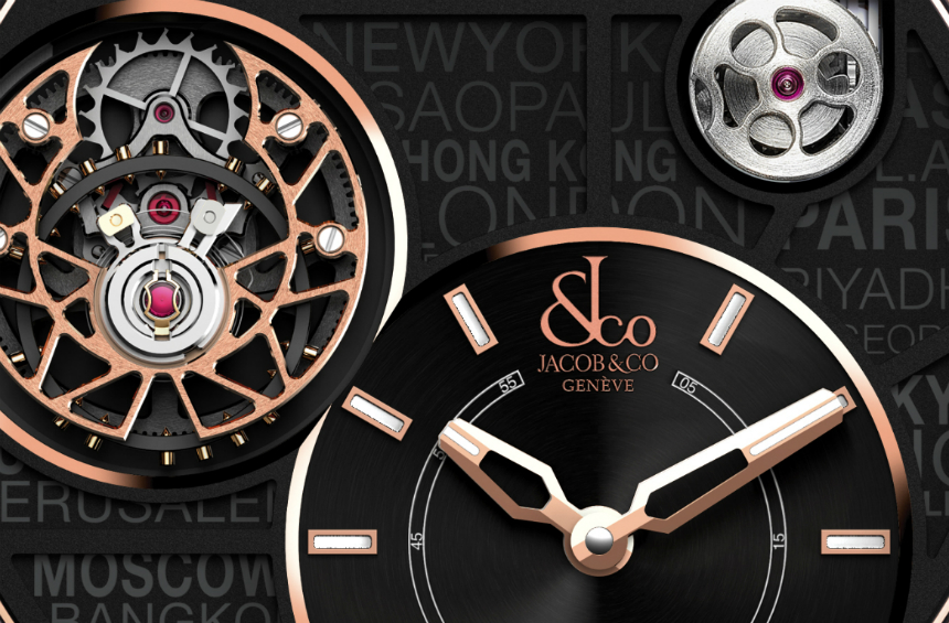 Jacob & Co. Epic SF24 Flying Tourbillon Watch Watch Releases