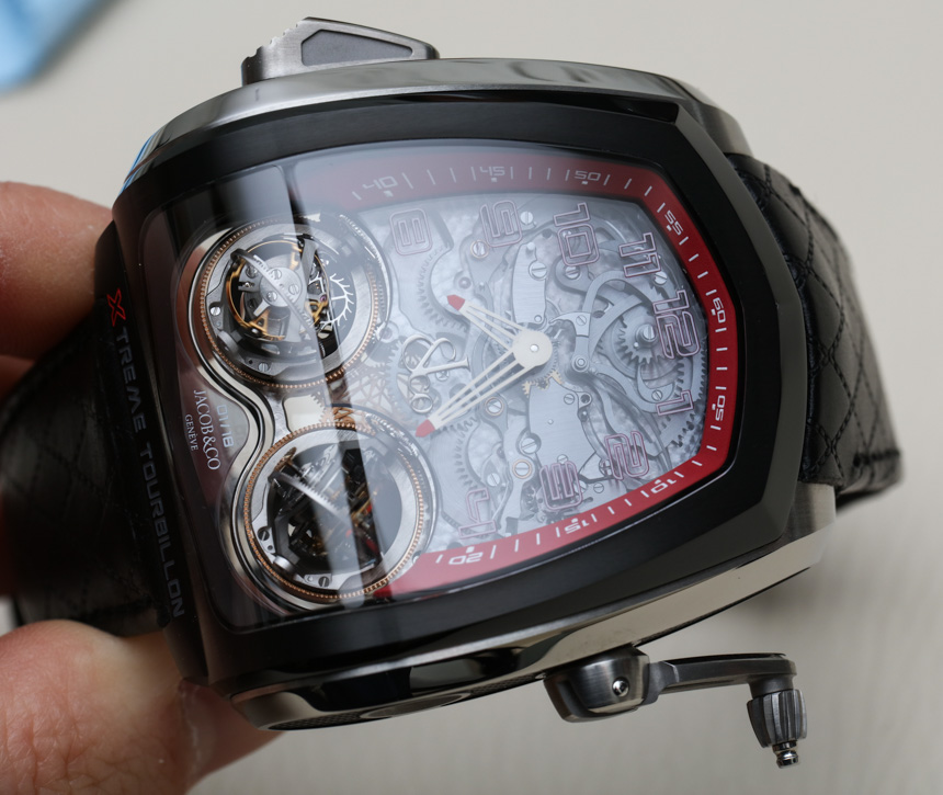 Jacob & Co. Twin Turbo Twin Triple Axis Tourbillon Minute Repeater Watch Hands-On Hands-On