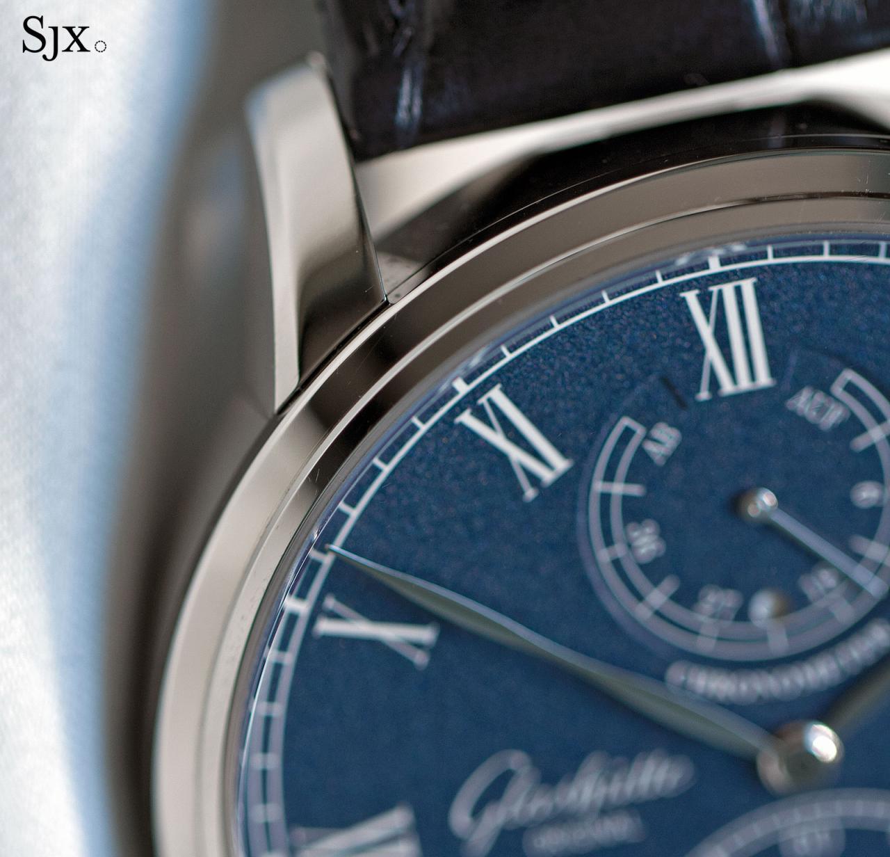 Glashütte Original Senator Chronometer Blue 4