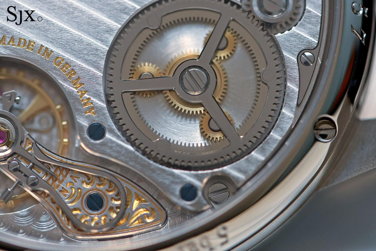 Glashütte Original Senator Chronometer Blue 6